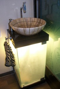 11 DINING WASH BASIN -a